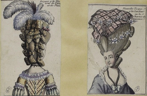 Hair Fashions 'Well Deserving the Attention of Bathing-Ladies'
