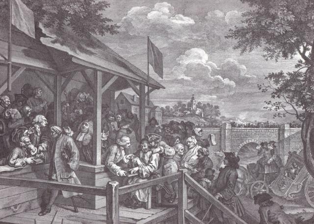 Hogarth cartoon