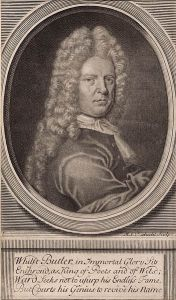 Ned Ward, Writer of The London Spy (1698)by Michael Vandergucht