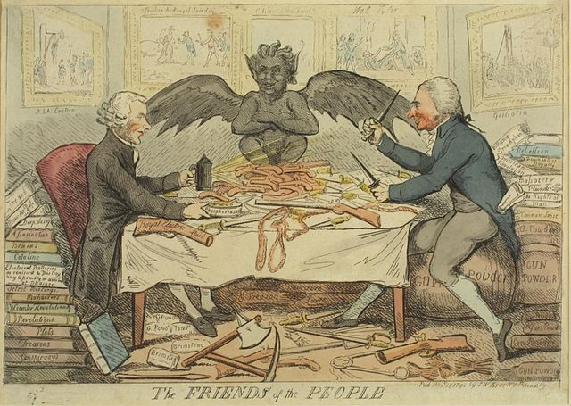 PriestleyandPaine encouraged by the Devil
