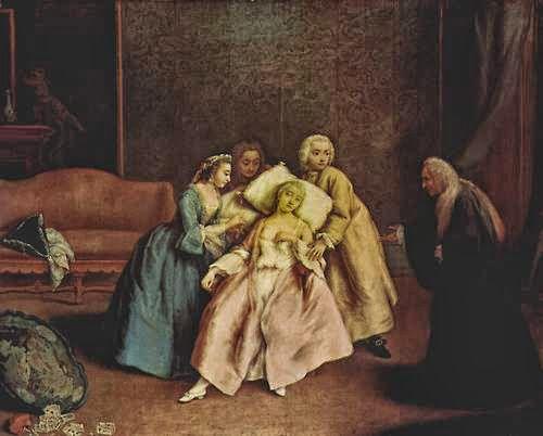 fainting-lady
