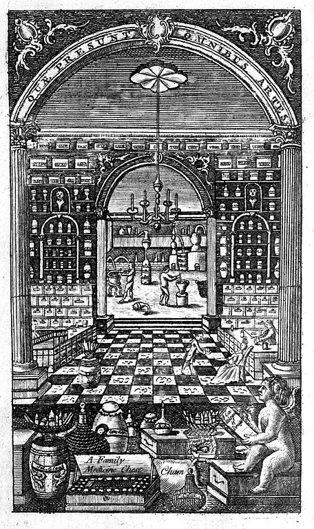 pharmacy_18th_century_wellcome_images