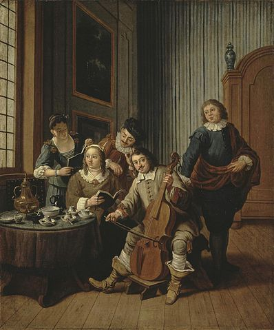 Jan_Jozef_Horemans_(II)_-_Lesson_of_Singing_-_WGA11735