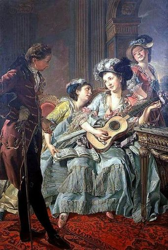 Louis-Rolland_Trinquesse_-_The_Courtship_-_WGA23063